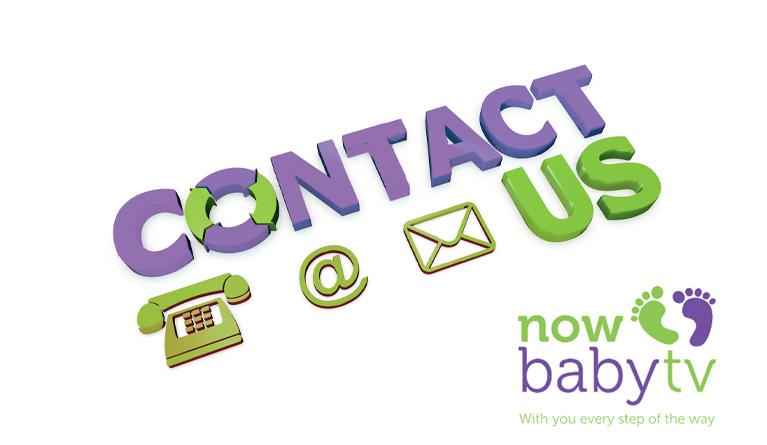 Contact NowBaby TV