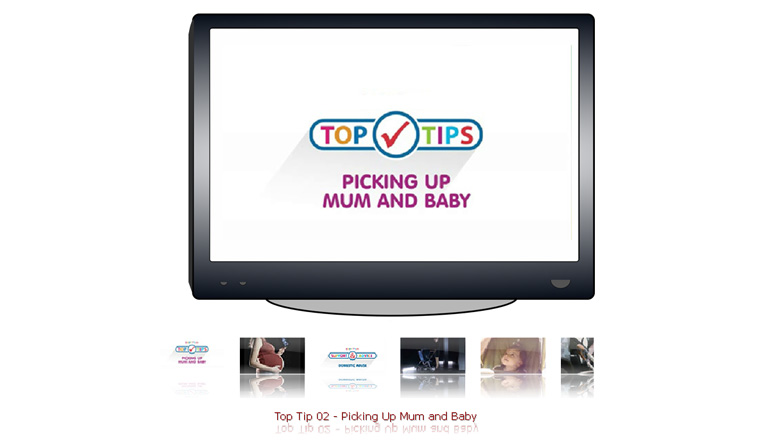 NowBaby TV new content