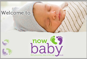 Welcome to NowBaby - the website