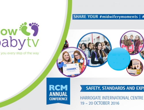 NowBaby TV exhibiting at the RCM Conference